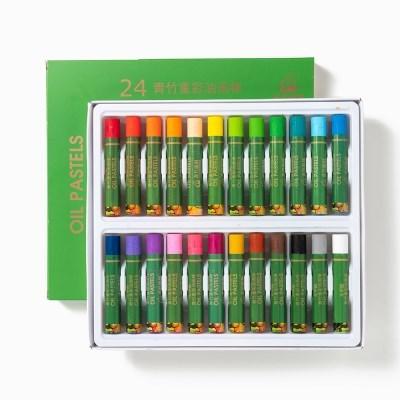 소프트 오일파스텔 세트 12색 18색 24색 36색 48색