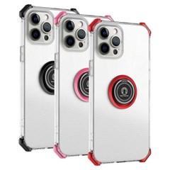 아이폰12프로맥스 마그네틱 클리어 젤리 케이스 P593_(3923330)