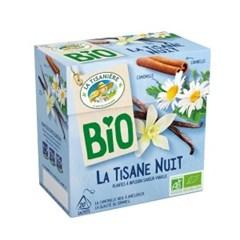 [La Tisaniere] 유기농 나이트 허브티-라 티자니에르 x 2개