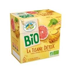 [La Tisaniere] 유기농 디톡스 차-라 티자니에르 x 2개