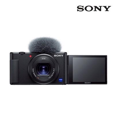 소니 브이로그 카메라 ZV-1 / 블랙
