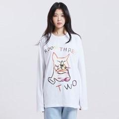 [방실이 시리즈] 방실이 롱 슬리브 티셔츠