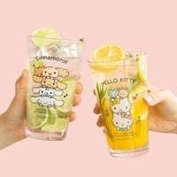 [Sanrio] 산리오캐릭터즈 유리컵