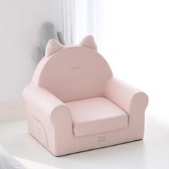 아이스투키 동물소파 핑크