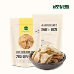 국산 100% 남도청년들 가마솥 누룽지 1kg