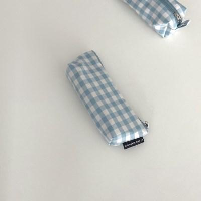 삼각 박하 필통(Triangle mint pencil case)