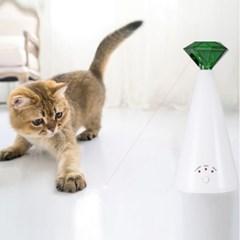 묘심 캐치더라이트 고양이 강아지 자동레이져 KC인증