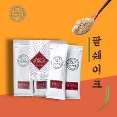 끼니한줌 국내산 팥 미숫가루 선식 쉐이크 30g 12개입