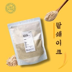 끼니한줌 국내산 쪄서 볶은 팥 미숫가루 선식 쉐이크 500g