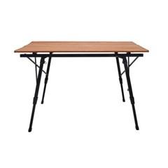 노마드 알루미늄 롤테이블90 우드 N-7826 캠핑 테이블