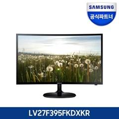 삼성 V27F395 27인치 커브드 TV모니터 FHD