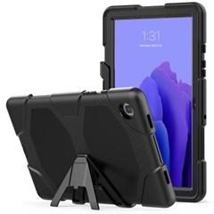 탭A 8.0 T350 스탠딩 실리콘 태블릿 케이스 T080_(3938407)
