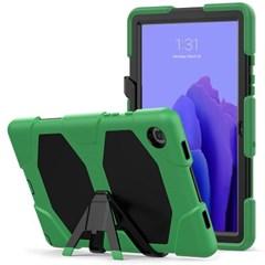 탭A6 7.0 T280 스탠딩 실리콘 태블릿 케이스 T080_(3938404)