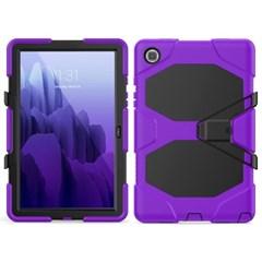 탭S6 10.5 T860 스탠딩 실리콘 태블릿 케이스 T080_(3938394)