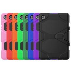 아이패드에어1 스탠딩 실리콘 태블릿 케이스 T080_(3938389)