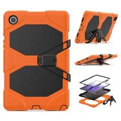 아이패드8 10.2 스탠딩 실리콘 태블릿 케이스 T080_(3938383)