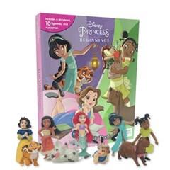 My Busy Books : Disney Princess Beginnings 피규어북