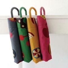라무리즈 레트로 접이우산 (4컬러) 일본 수입 우산