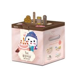 [아이스푼] 돌잡이상 선물세트
