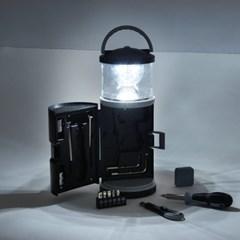올인원 LED 랜턴 공구세트