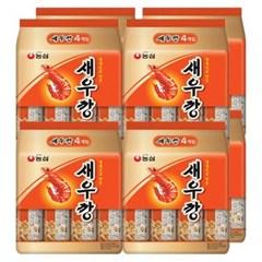 농심 새우깡 미니팩 (30gx4봉입) x 8개