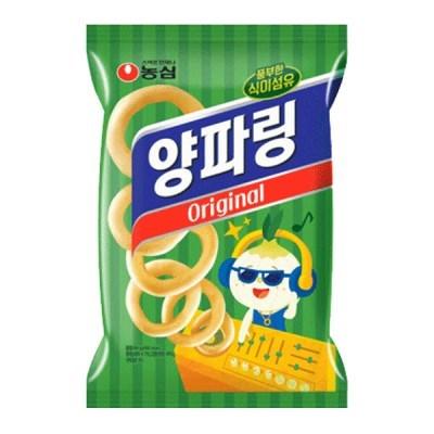 농심 양파링 84g x 20봉