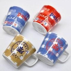 이자와 라티스 머그 (4design) 일본 수입 컵
