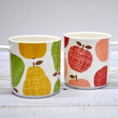 이자와 후르츠 머그 (2design) 일본 수입 컵