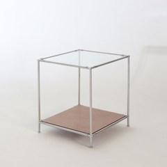 [컨테이너블랙]모듈 협탁 사이드테이블 수납장 [442W]