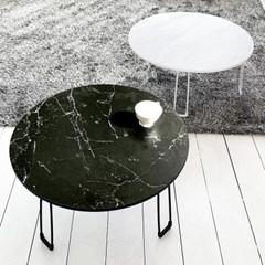 [데코마인] 빈츠 좌식테이블 원형/사각 거실 좌탁