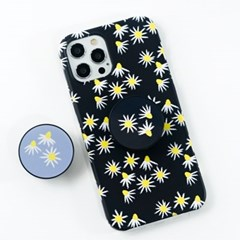 민들레 꽃밭 톡톡 하드 디자인 제작 감성 케이스 감성 아이폰11 12