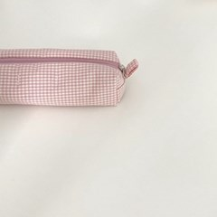 프루트 베이비 핑크 필통(Fruit baby pink pencil case)
