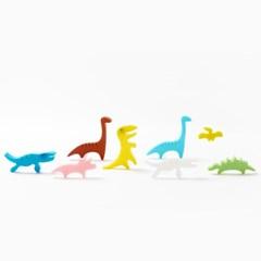 공룡 비누 만들기 빌리지 키트-쥬라기 (약26마리 제작)