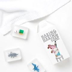 토이비누 만들기 키트 더블업(2개 제작) 슬기로운 비누생활