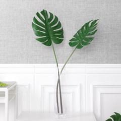 그로우몬스잎가지 대 84cm 조화 인테리어 장식 FAIBFT
