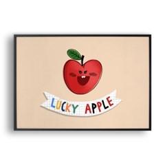 Lucky apple