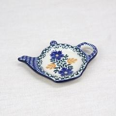 폴란드그릇 아티스티나 티백받침 홀더 스푼받침 1196