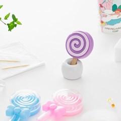 사탕 비누 만들기 키트-롤리롤리 (6개 제작) 슬기로운 비누생활