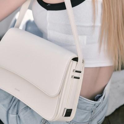 Both bag (Ivory) - S006IV
