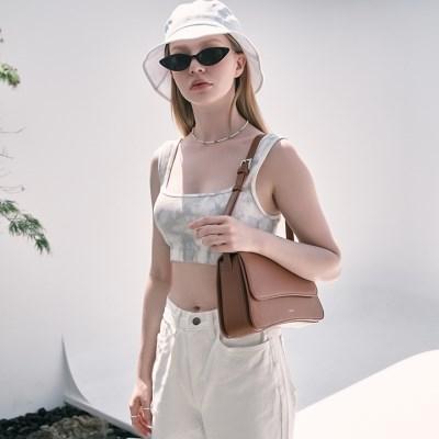 Both bag (Brown) - S006BR