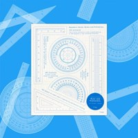 Rulers and Protractors Sticker