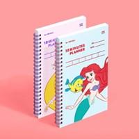 [디즈니] 텐미닛 플래너 프린세스 SET