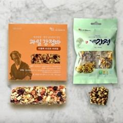 김규흔명인 과일강정바6개 + 고소한강정 30g