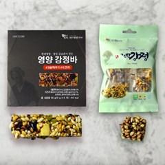 김규흔명인 영양강정바6개 + 고소한강정 30g