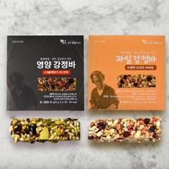 김규흔명인 영양강정바6개 + 과일강정바6개