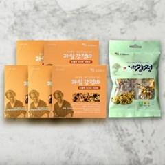 김규흔명인 과일강정바(6개입x5개) + 고소한강정 30g