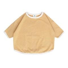 [마미버드] 제이 7부 티셔츠 (3color)