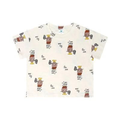 [마미버드] 노란 장화 티셔츠 (2color)