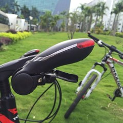 LED 방수 자전거 야간 핸들 라이트 2p