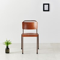 AND 버벤 빈티지 디자인체어 식탁 의자 BS7023